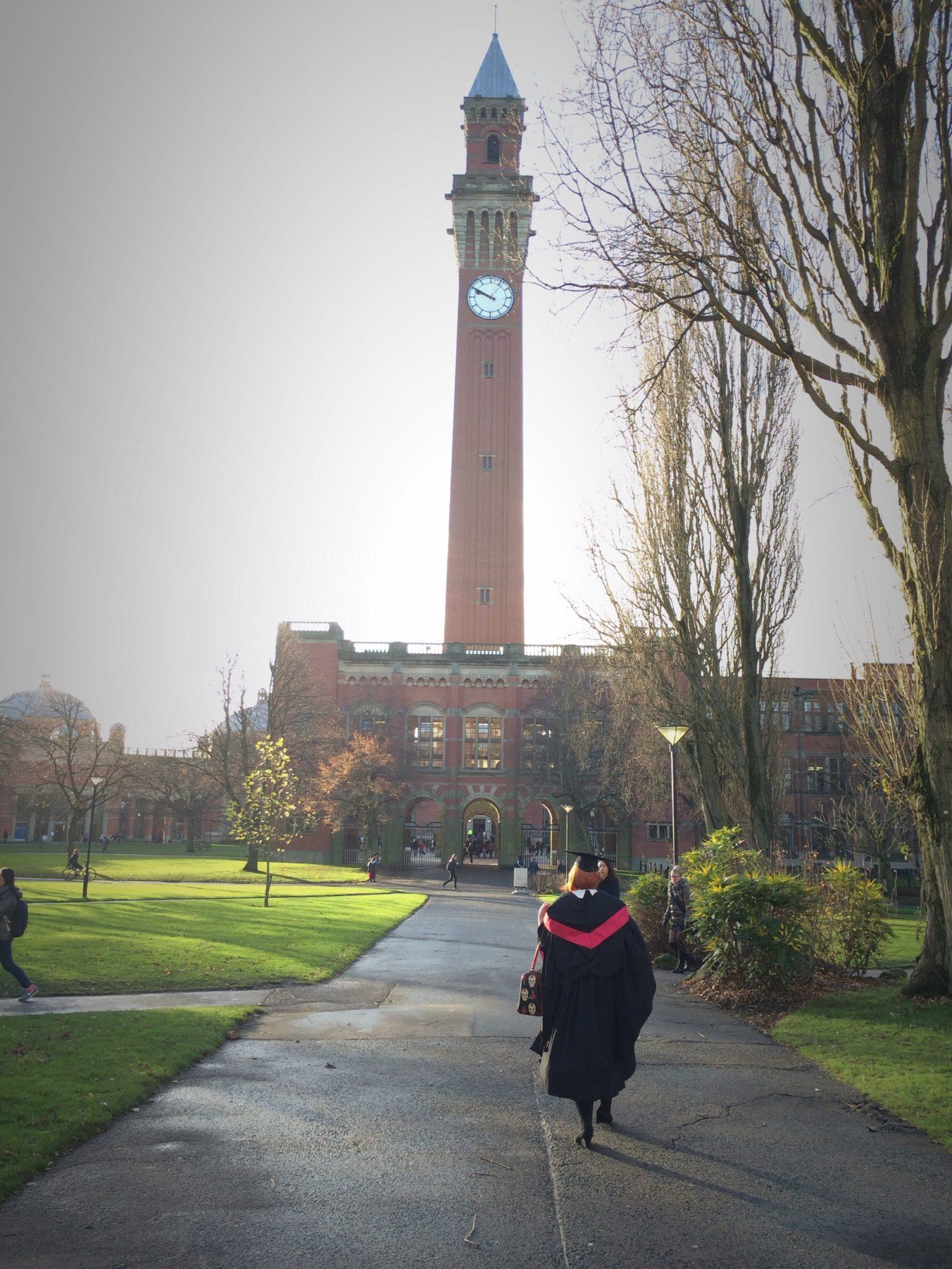 Birmingham University_Graduation_Miss Pond