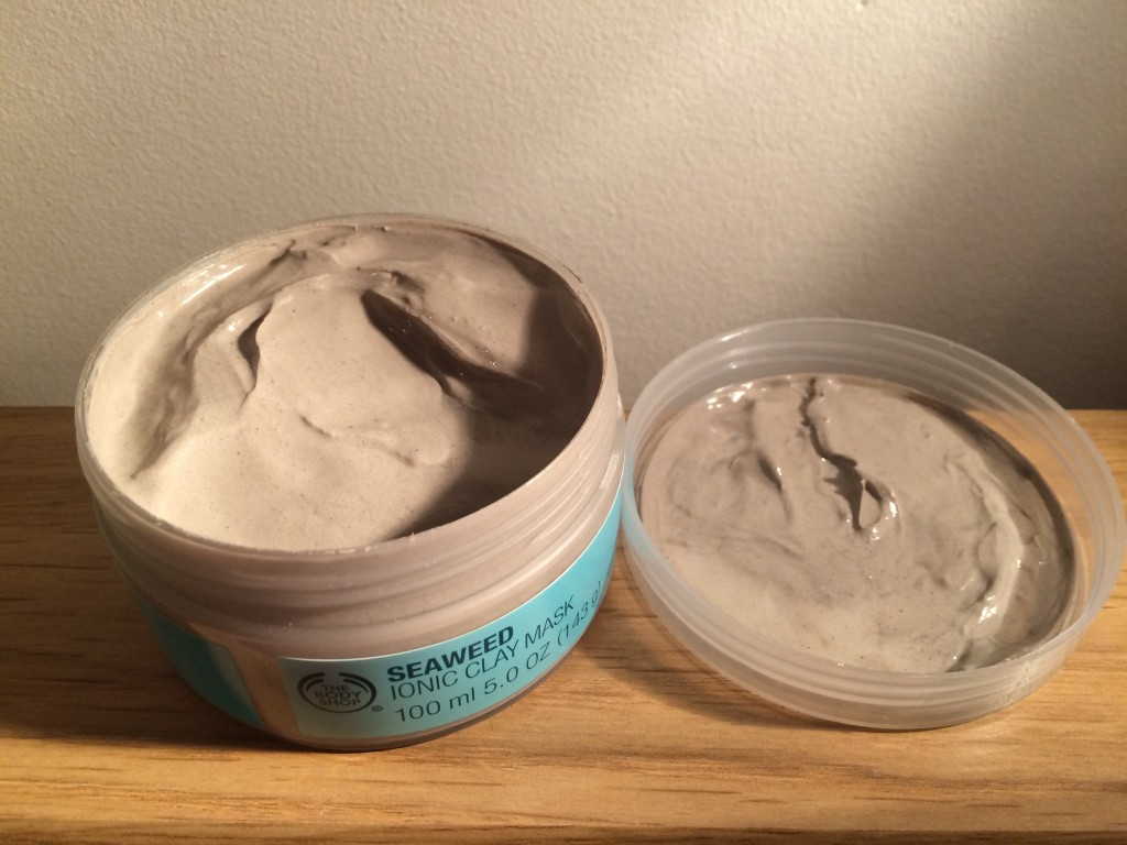 Ionic Clay Mask_The Body Shop Seaweed_Miss Pond