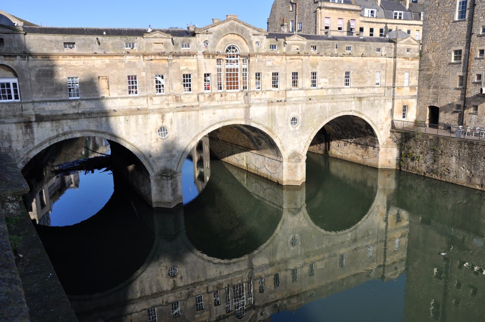 Pultney Bridge_Bath_Miss Pond