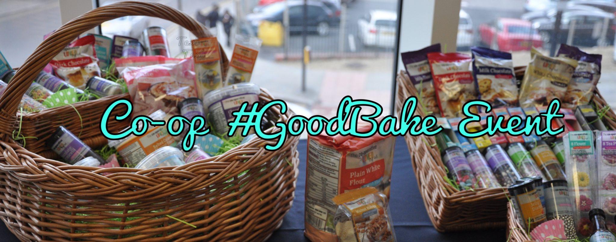 Co-op Good Bake Event_Miss Pond