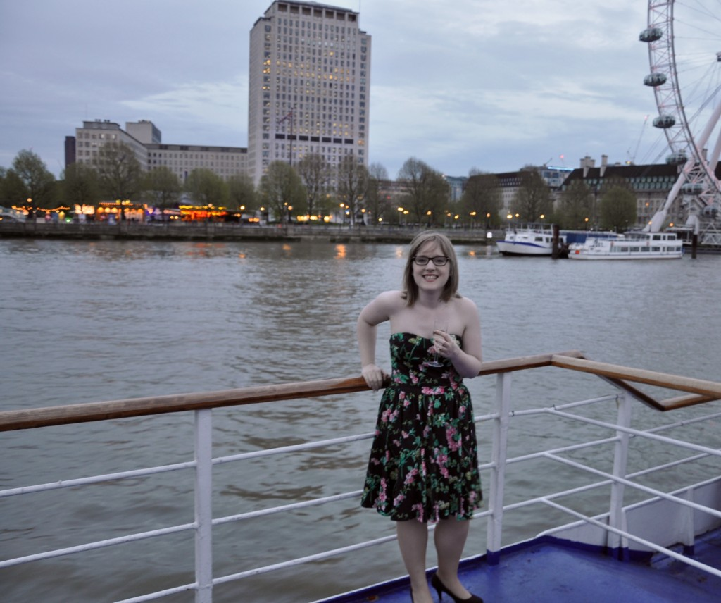 Thames River Cruise_4_Ladbrokespartylife_Miss Pond