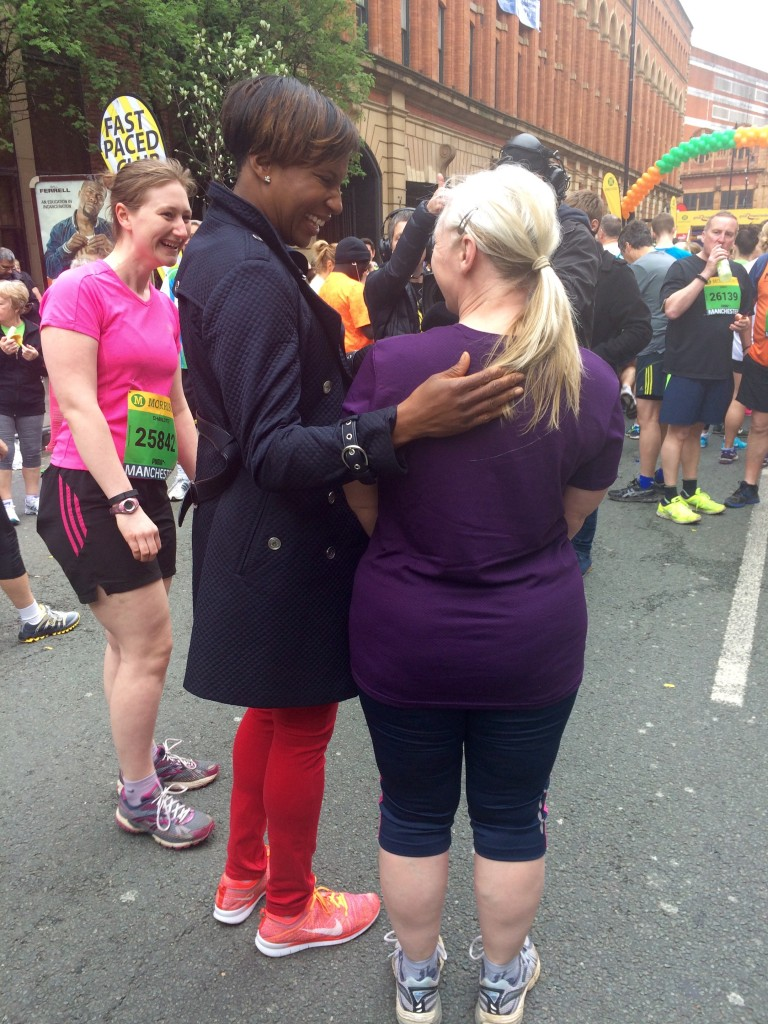 BBC Interview_Manchester 10k 2015_Miss Pond