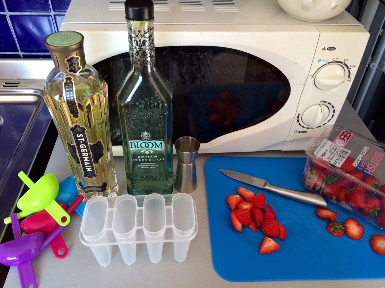 Gin and Elderflower Ice Lollies_Header