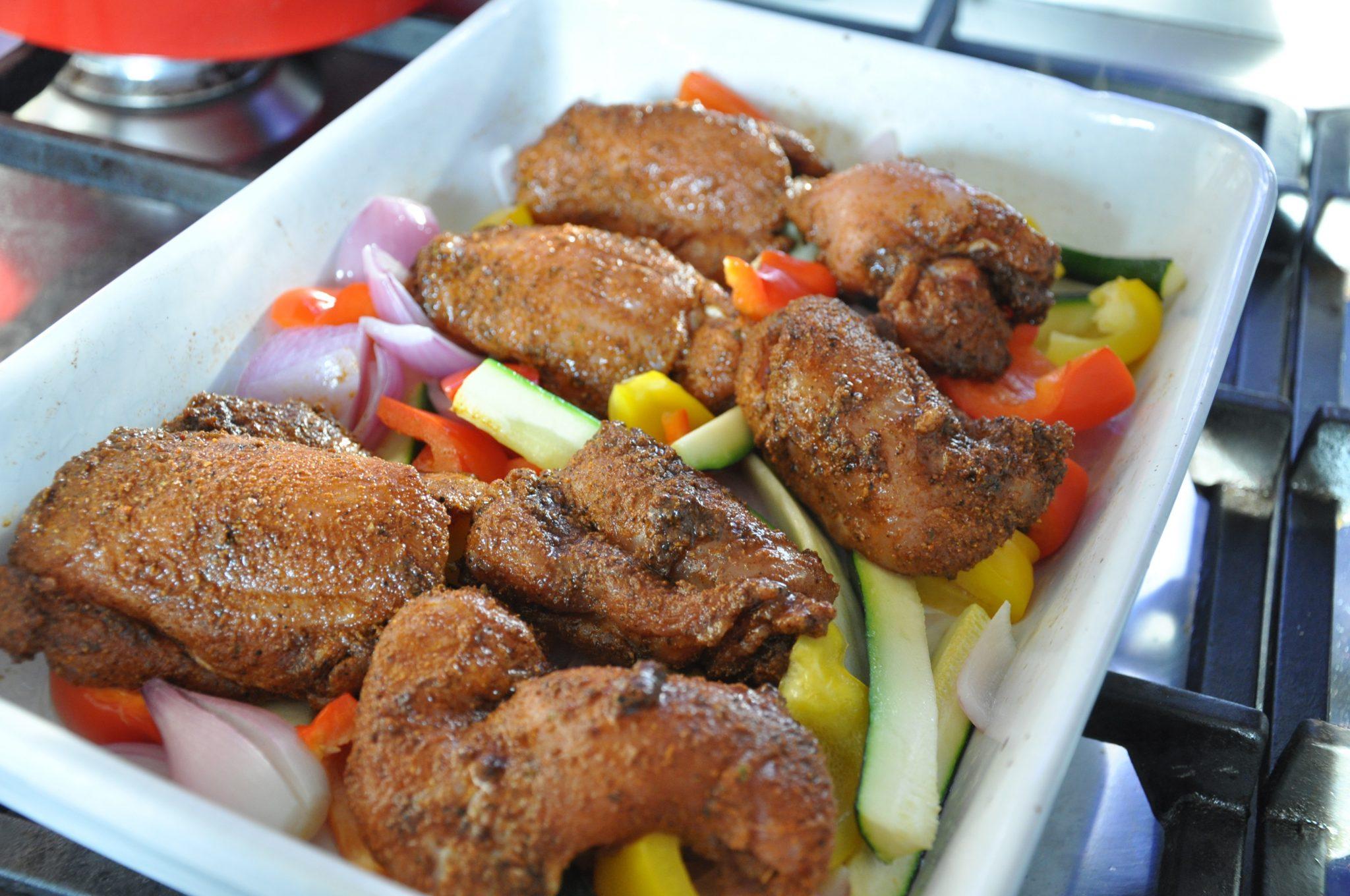 Easy jerk chicken recipe 3jerk chickencaribbean food weekmiss pond 2jerk chickencaribbean food weekmiss pond forumfinder Images