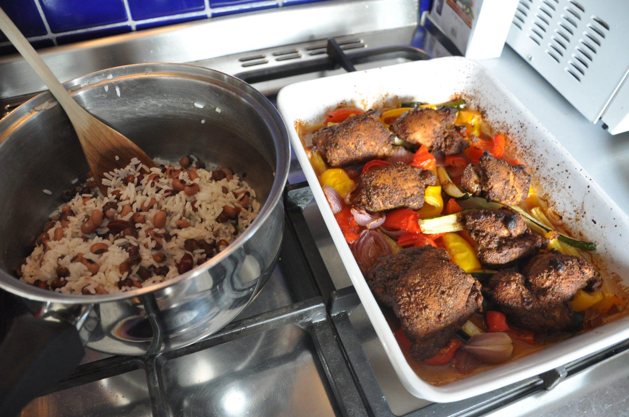 4_Jerk Chicken_Caribbean Food Week_Miss Pond