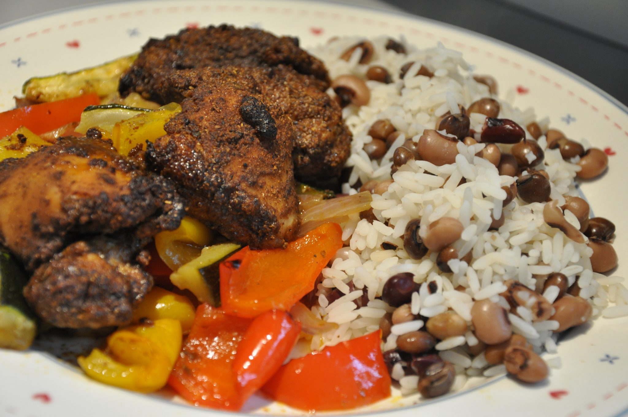 Easy Jerk Chicken Recipe