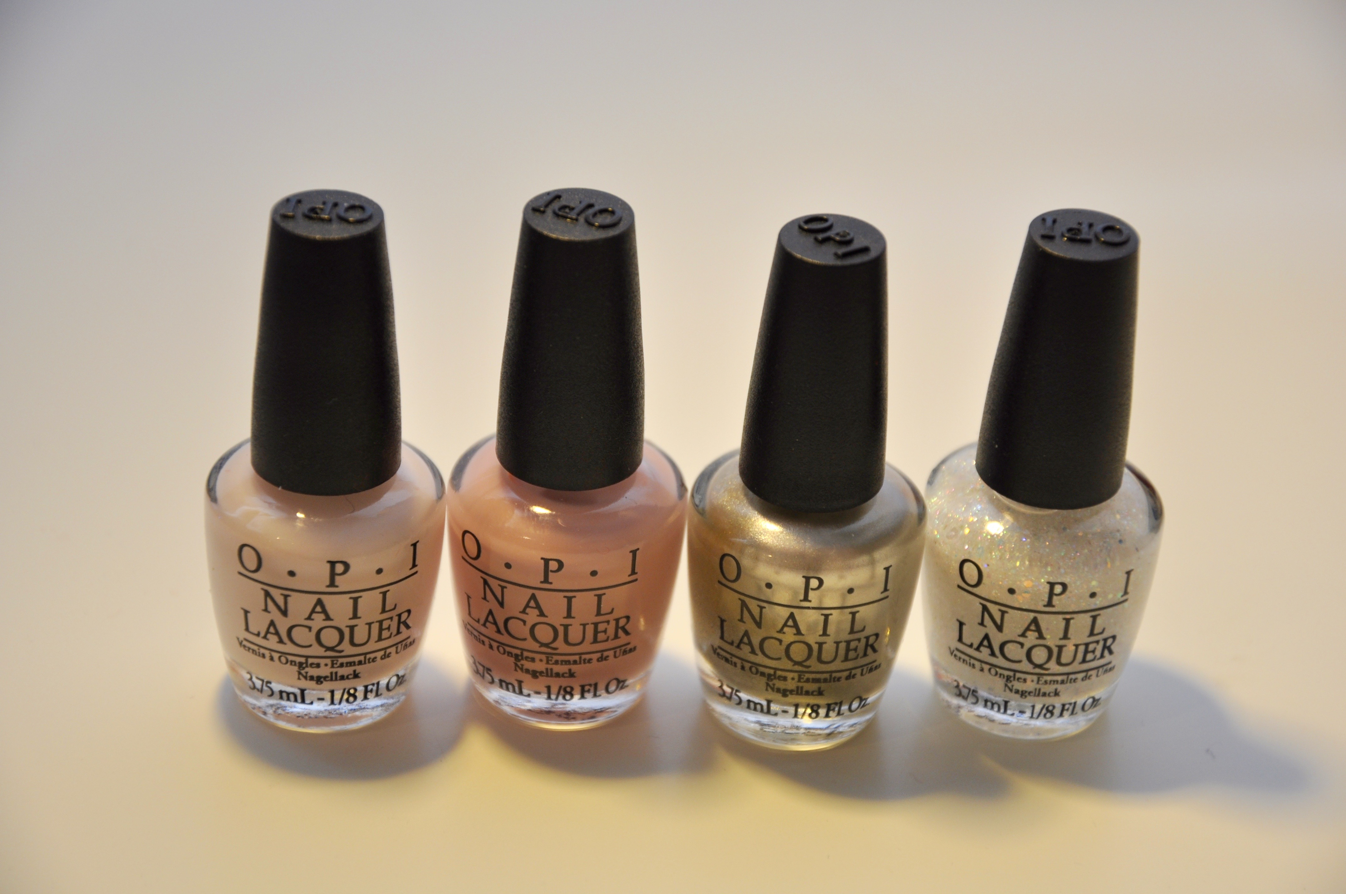 OPI Soft Shades Review