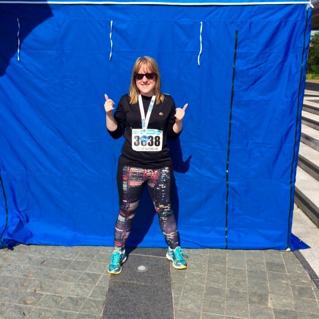 3_Runniversary_Salford 10k_Miss Pond