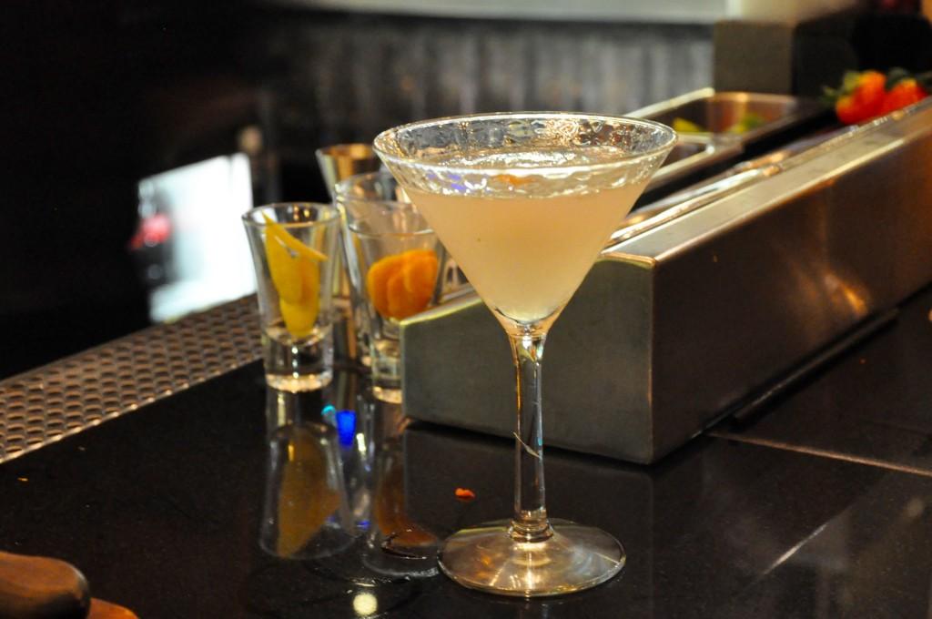 Zouk-Lychee-Martini