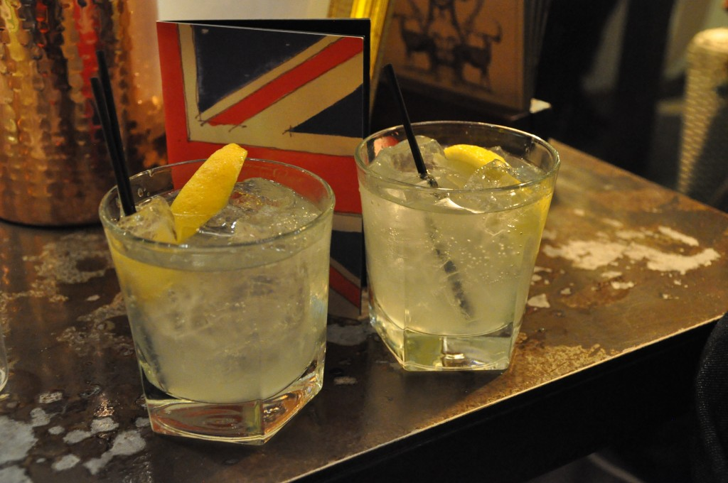 Chase Gin and Tonic