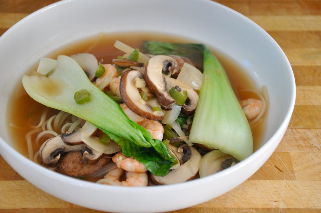 Chinese Style Noodle Soup