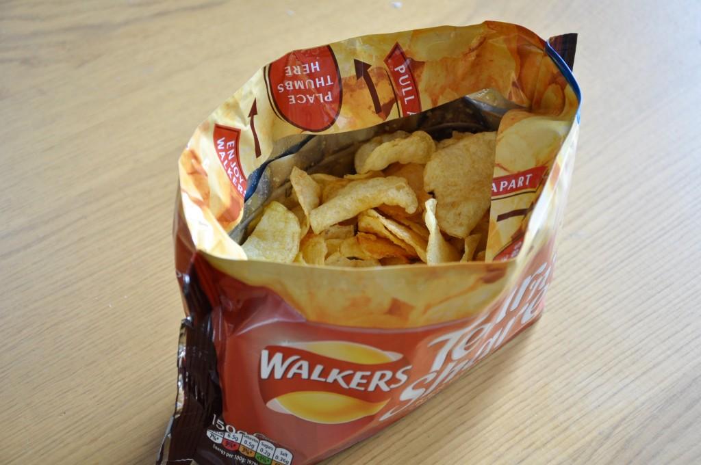 Crisp Packet Bowl