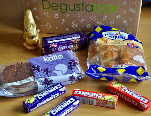 Easter Degustabox Treats