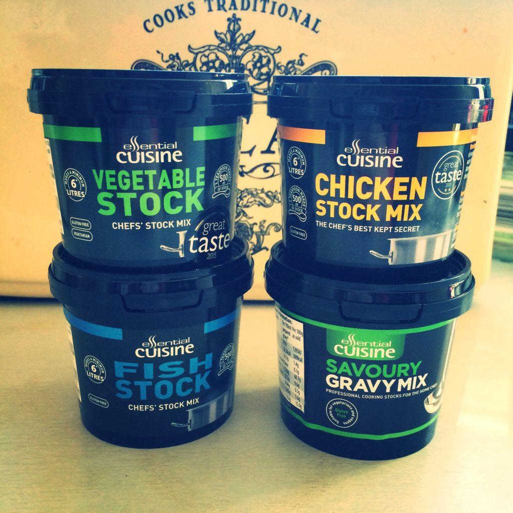 Essential Cuisine Stock