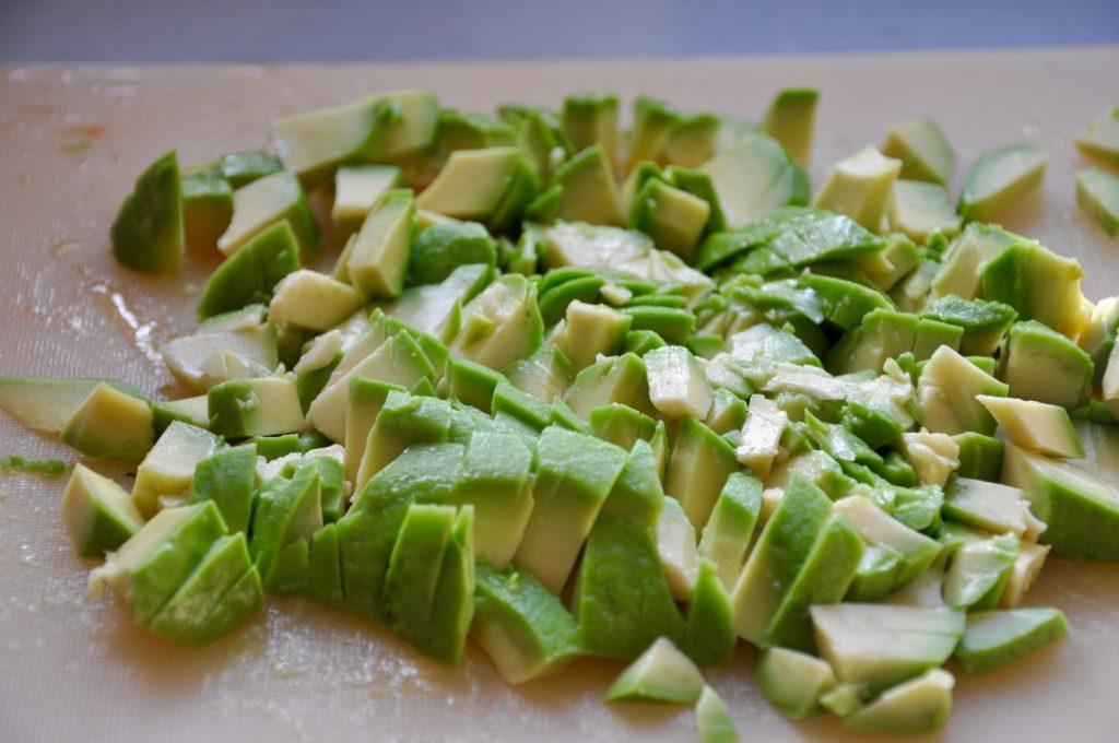 Guacomole Making