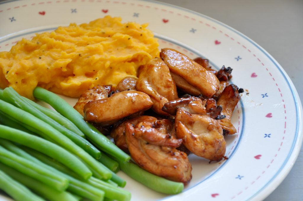 Honey Glazed Chicken Recipe