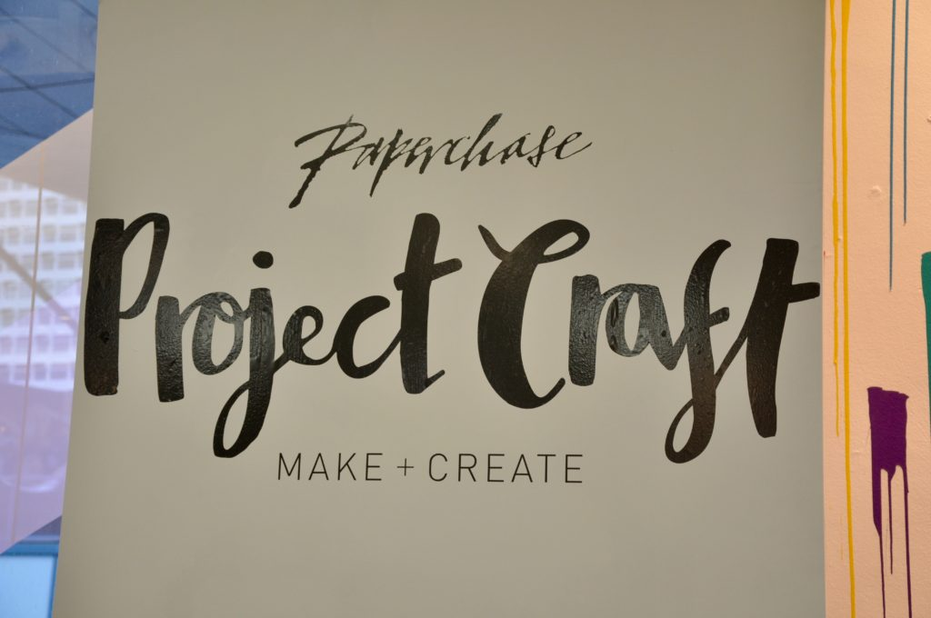 Paperchase Project Craft Manchester