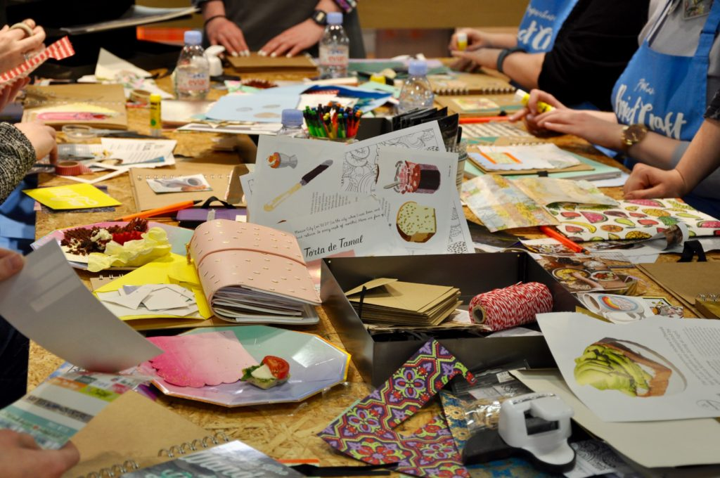 Paperchase Project Craft Workshop