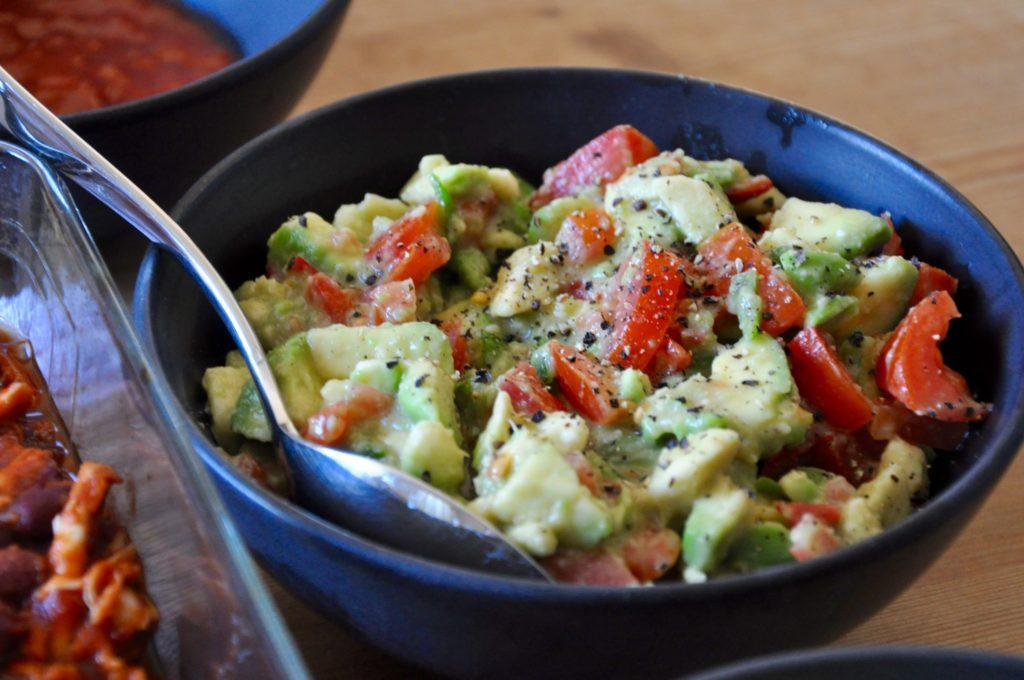 Spicy Guacomole Recipe