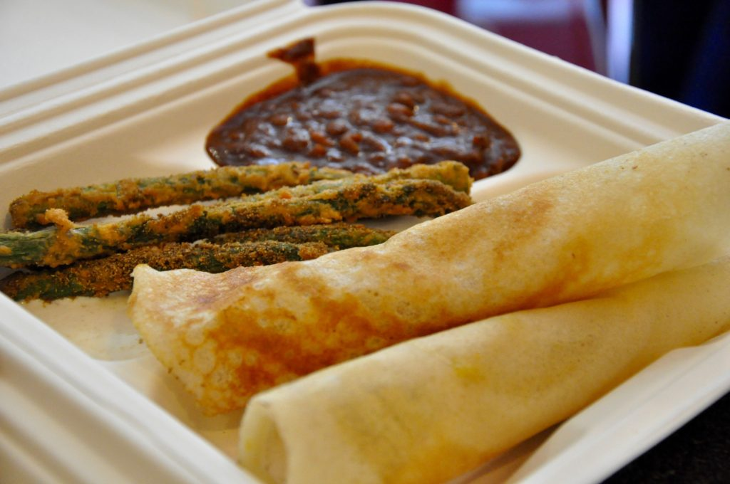 Bundobust Bundobrunch Dosa