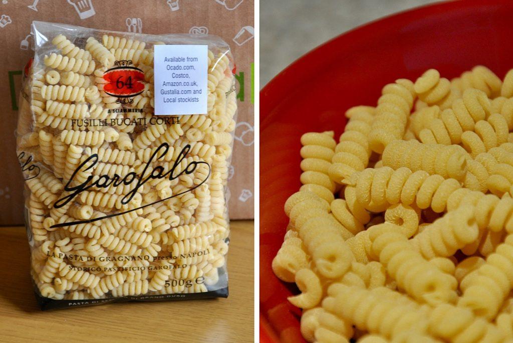 Garofalo pasta recipe