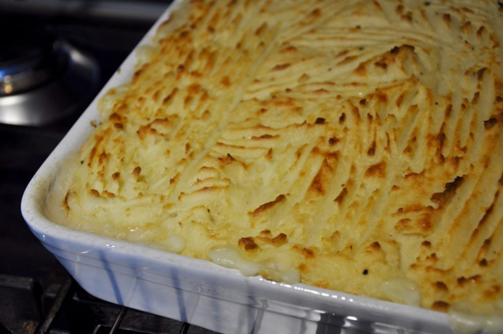 Iceland Power of Frozen - Fish Pie