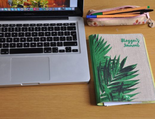 Paperchase Blogger's Journal Review