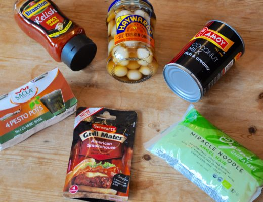 BBQ Ideas with Degustabox June