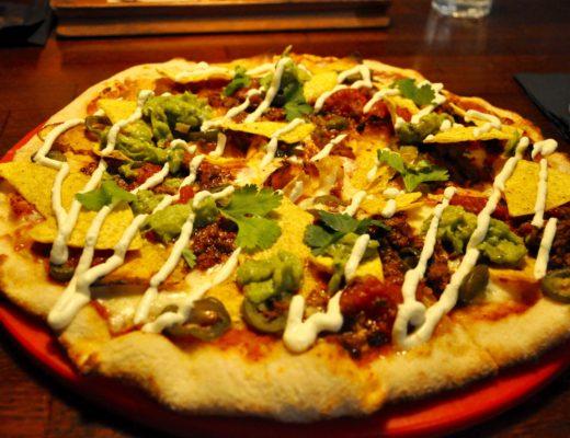 Blackdog Ballroom Manchester - Nacho Nacho Pizza