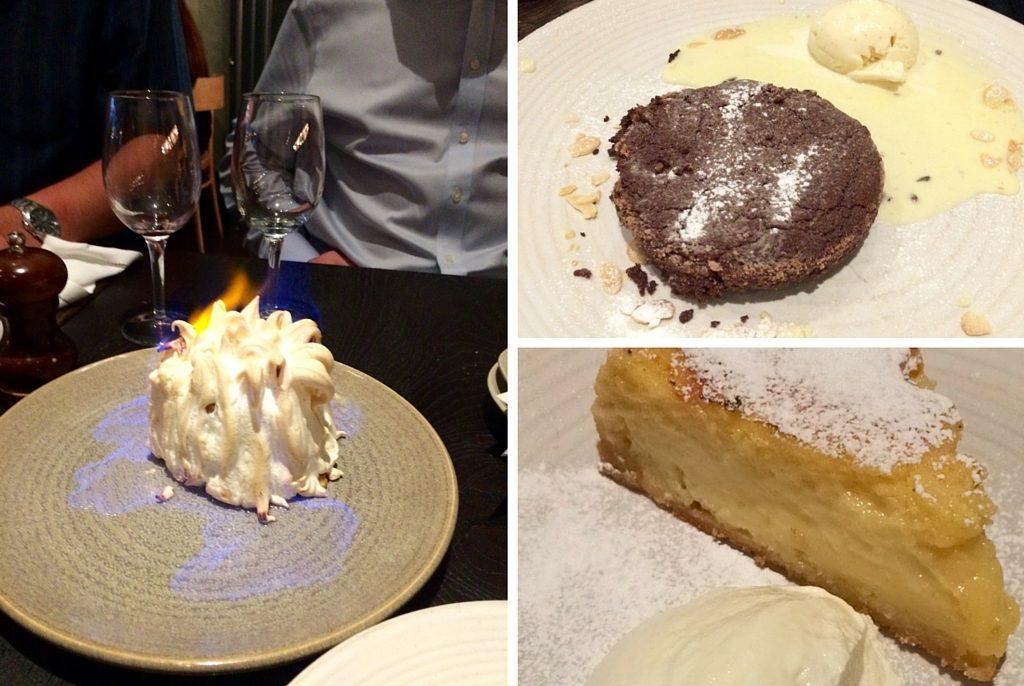 Brasserie Blanc Cheltenham - Dessert