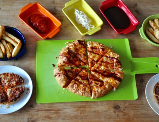 Chicago Town Pizza Party and BBQ Sauce Recipe