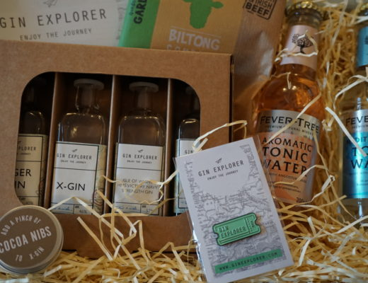 5 Happy Things - Gin Explorer Box