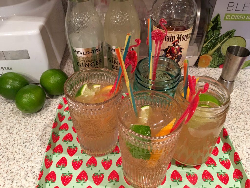 Caribbean Dinner Party Menu Ideas Part - 46: Dark And Stormy Cocktail