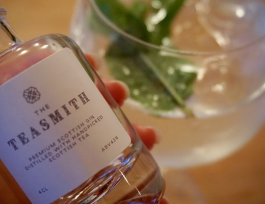 New Gin from The Teasmith