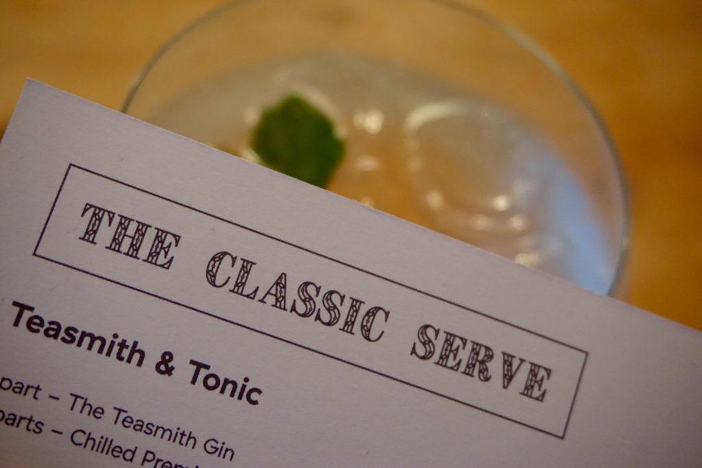 The Teasmith Serve