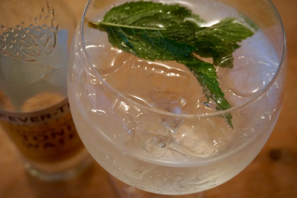 Trying The Teasmith Gin