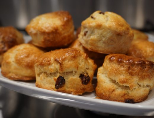 Fruit Scone Recipe