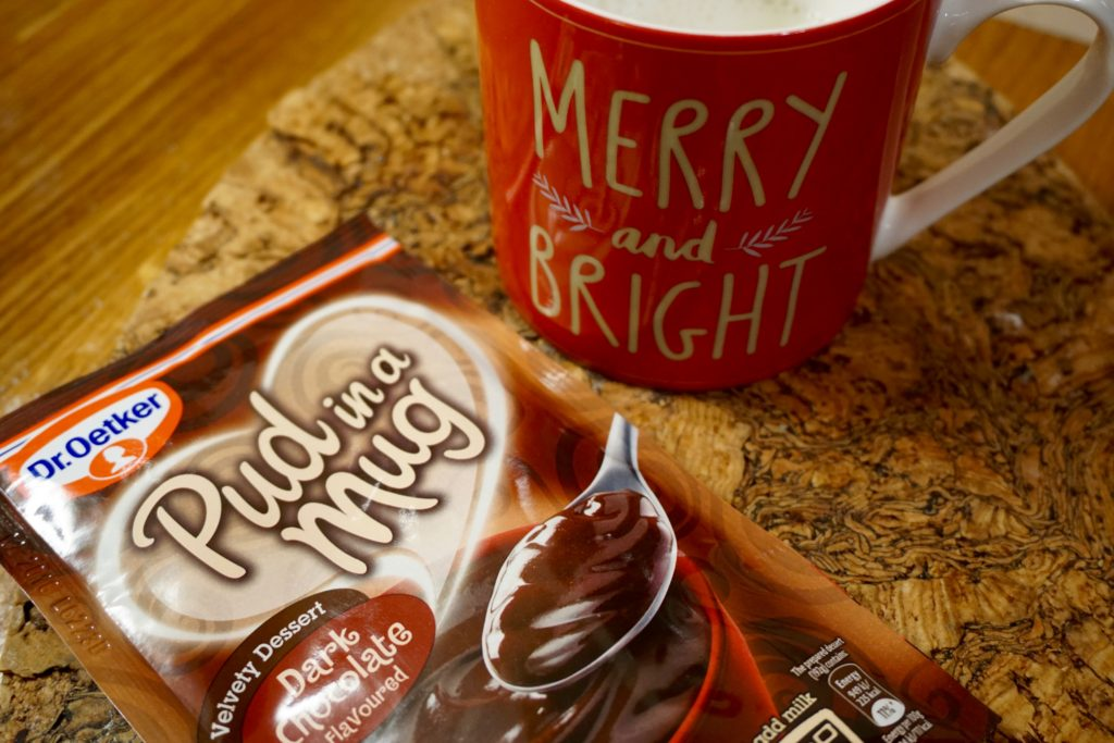 Treat Yourself With Pud In A Mug From Dr Oetker Review