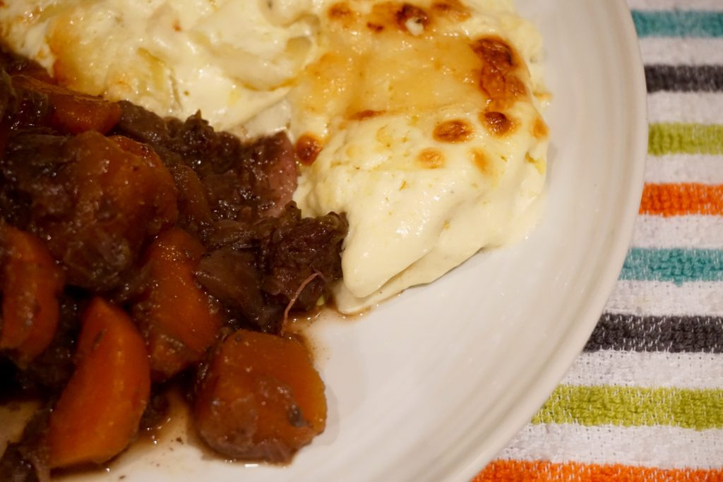 stew-and-dauphinoise-potatoes