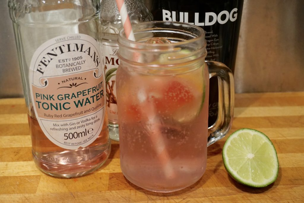 Fentimans Cocktails Zesty Grapefruit Collins