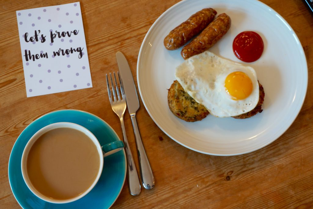 5 Happy Things - Breakfast