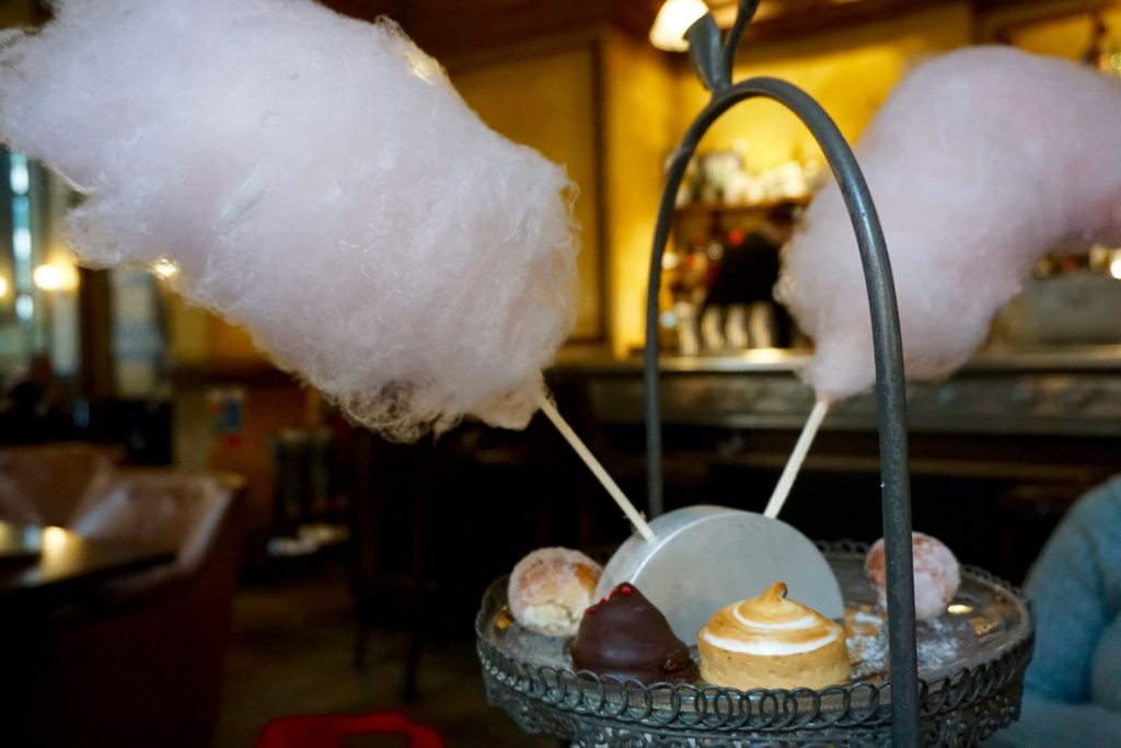Afternoon Tea at Hotel Du Vin Birmingham Candyfloss