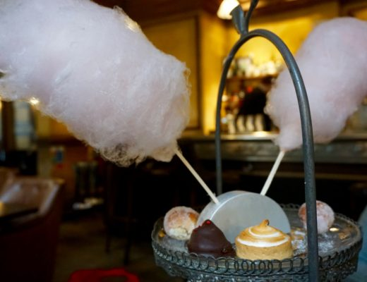 Afternoon Tea at Hotel Du Vin Birmingham Candyfloss