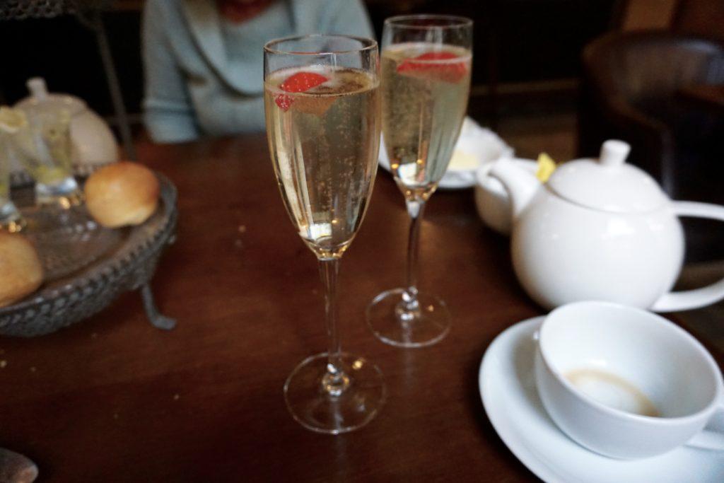 Fizz Afternoon Tea at Hotel Du Vin Birmingham