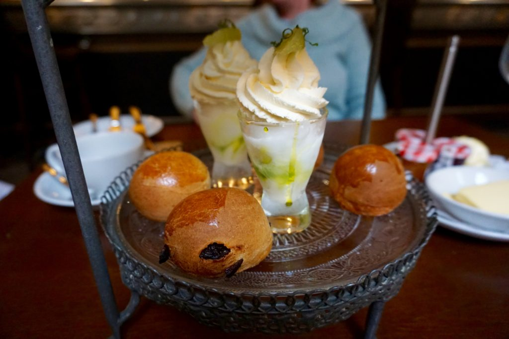 Gin and Tonic Sorbet Afternoon Tea at Hotel Du Vin Birmingham