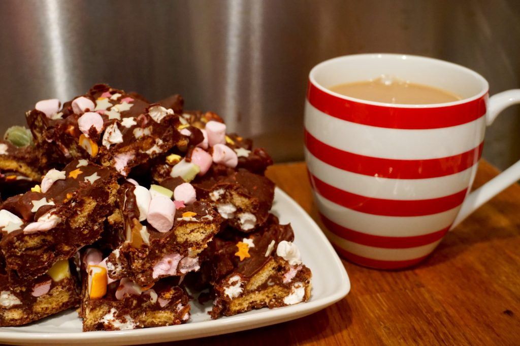 No Bake Ultimate Rocky Road