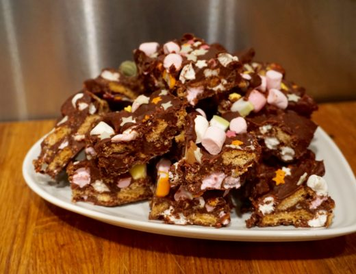 Ultimate Rocky Road Recipe
