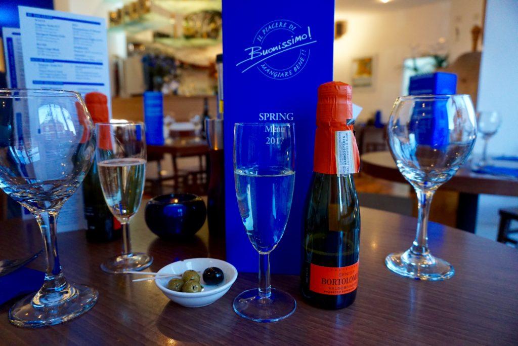 Buonissimo Italian Restaurant Review Harborne Birmingham