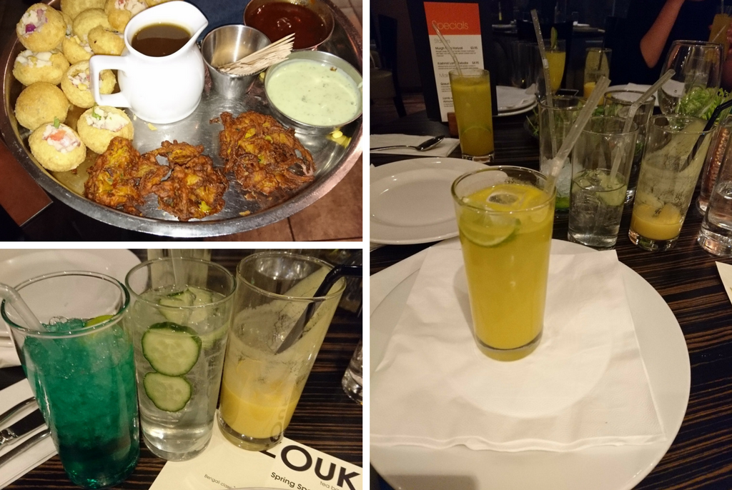 Cocktails and Canapes at Zouk Manchester