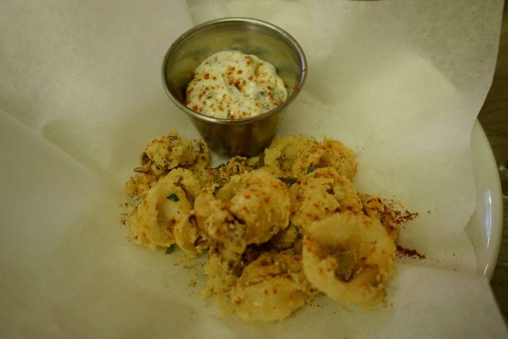 Crispy Squid Strada Birmingham